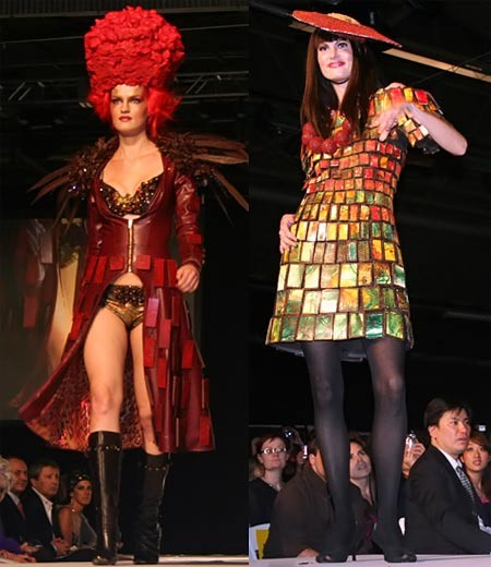 Chocolate Fashion Show