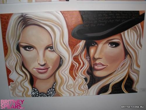 Картина Бритни и Бэрри