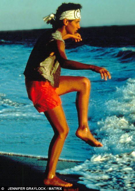 Малыш - каратист. 1984 год