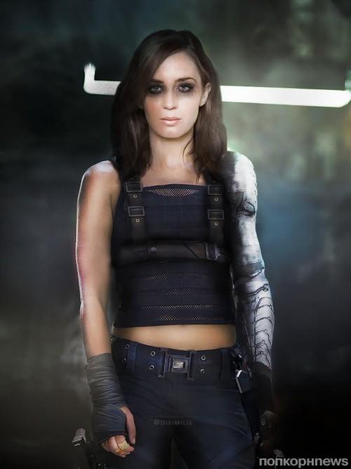 Эмили Блант – Зимний солдат