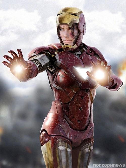 Сандра Буллок – Железный человек