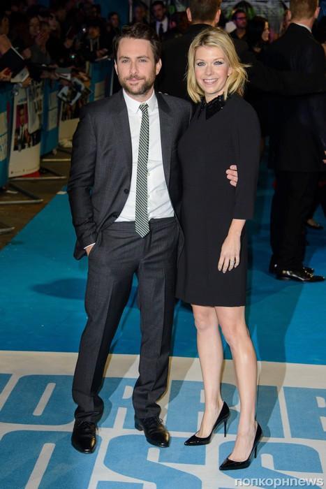 Чарли Дэй с женой