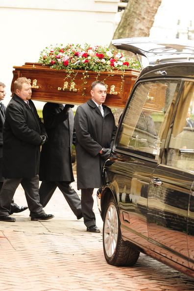 похороны Александра МакКуина