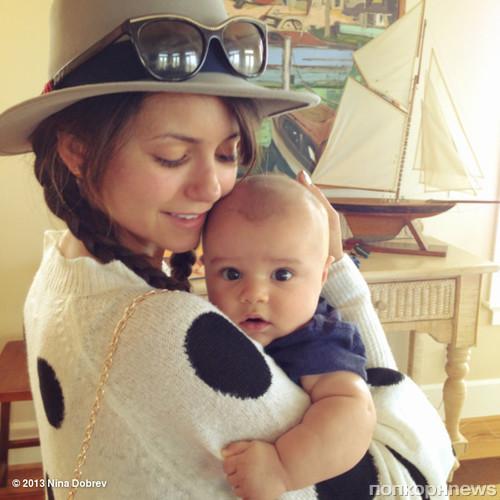 Фото нины добрев с ребенком из жизни