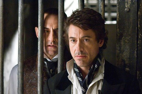 кадр из фильма Шерлок Холмс