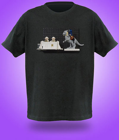 LEGO футболка