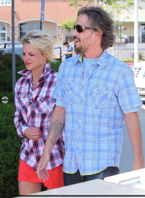 Бритни и Джейсон