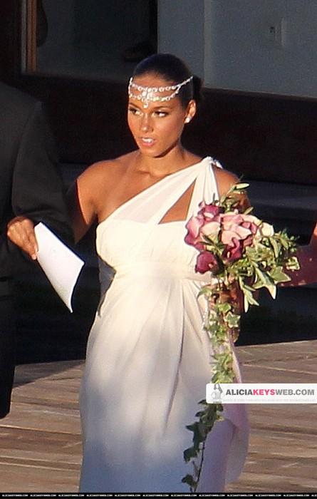 Свадьба Алишии Кис