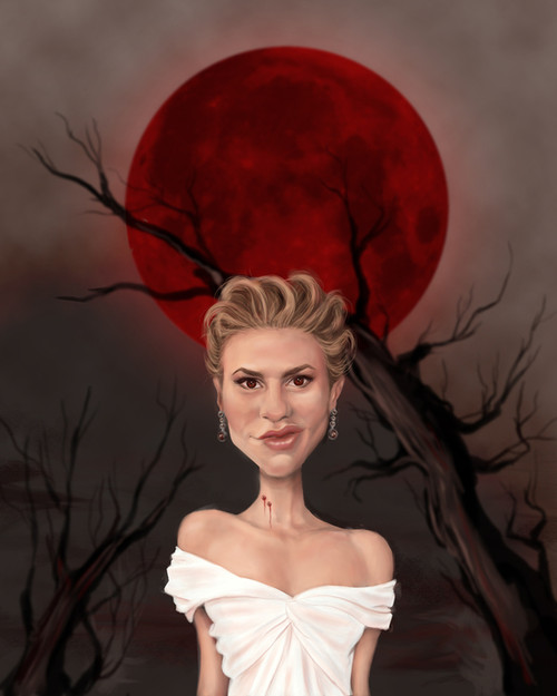 Анна Пакуин (True Blood)
