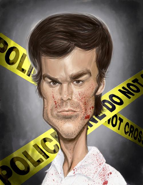 Майкл Холл (Dexter)