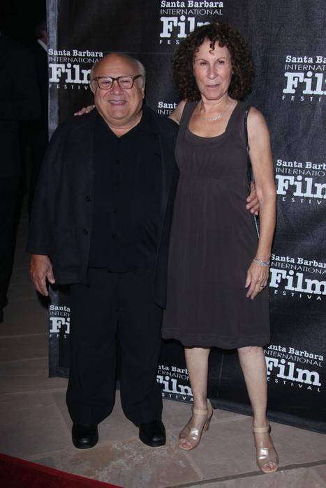 Денни ДеВито и Реа Перлман