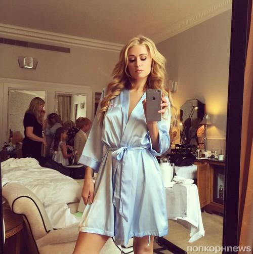 Пэрис Хилтон делится фотографиями со свадьбы сестры Ники