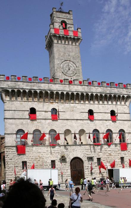 площадь в Италии