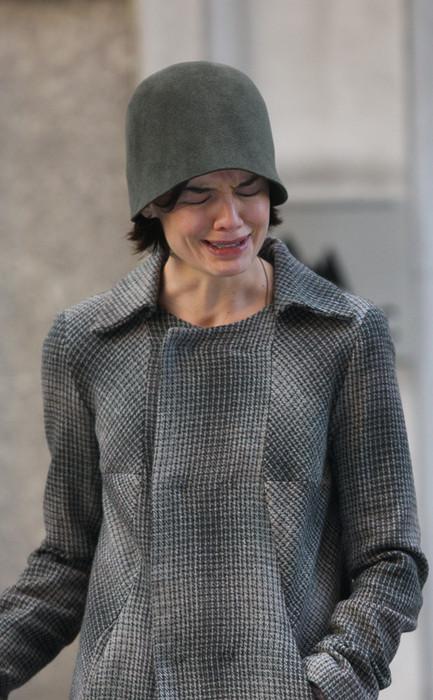 Кэти Холмс