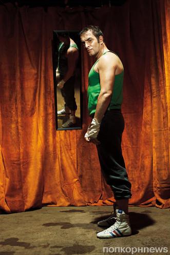 Жан Дюжарден — вспыльчивый боксер