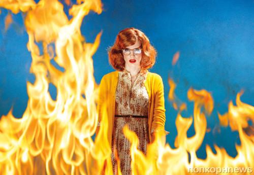 Джессика Честейн — поджигательница