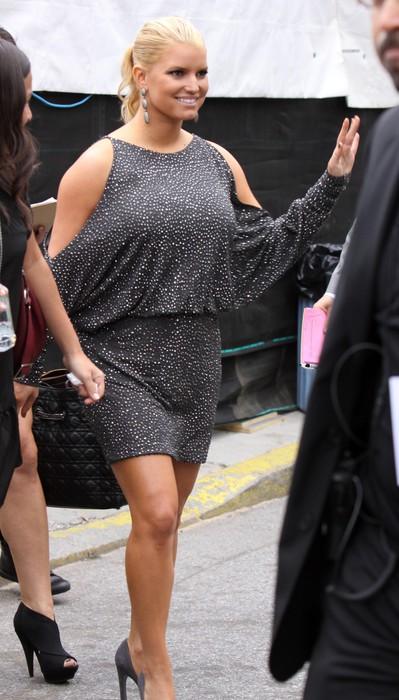 Джессика в 2011 году