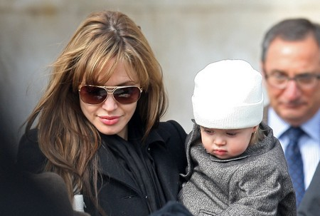 и Анджелина Джоли
