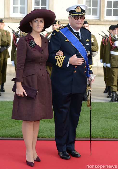 Принц и принцесса Бельгии