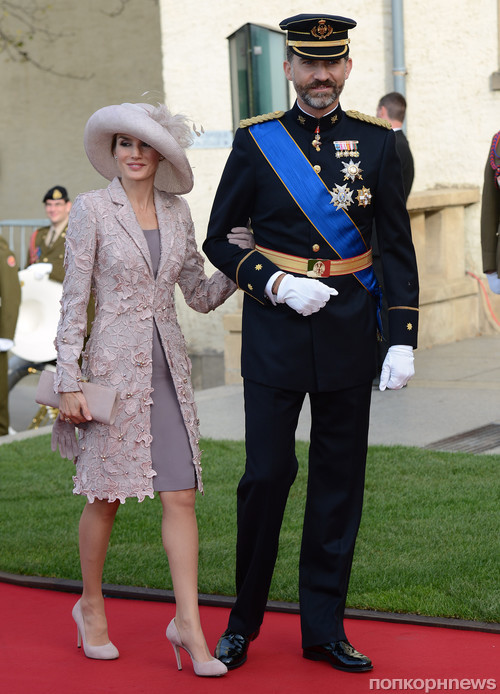 Принц и принцесса Испании