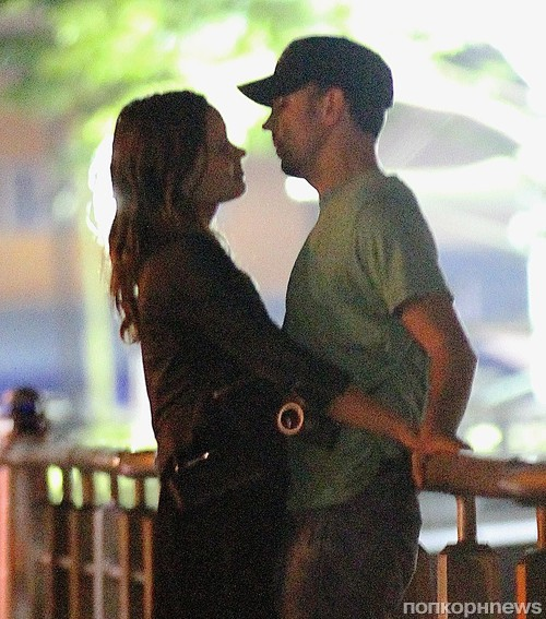 Оливия Уайлд и Джейсон судекис на романтическом свидании