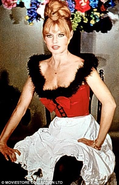 Бриджит Бардо(1962)
