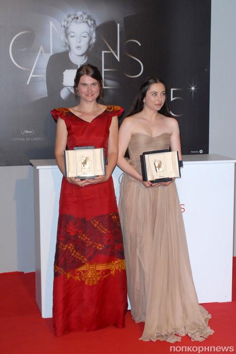Космина Стратан и Кристина Флутур