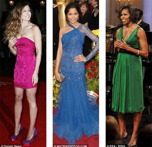 Самые стильные женщины 2009 года по версии Vogue