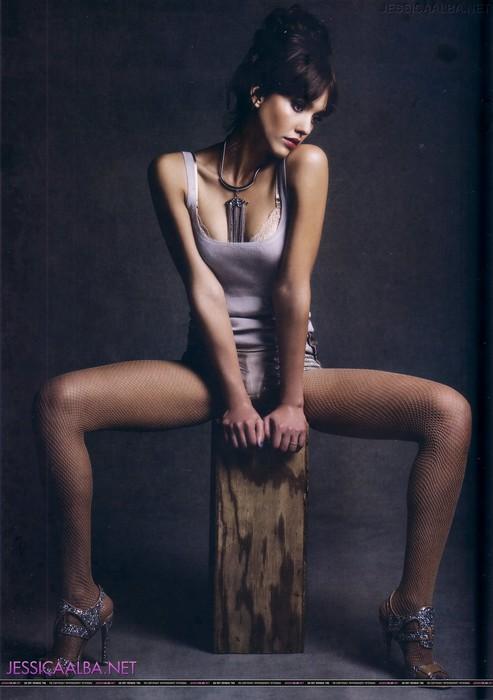 Джессика Альба