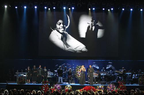 концерт в честь Майкла Джексона