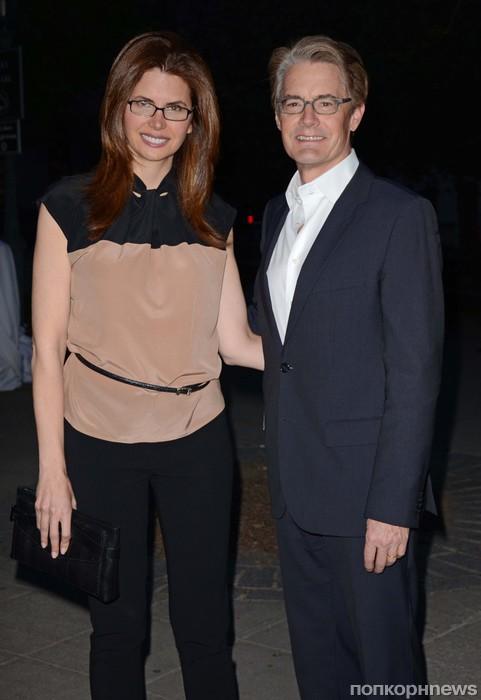 Кайл МакЛоклен и его жена