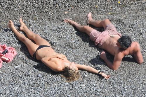 Сиенна Миллер и Бальтазар Гетти,2008
