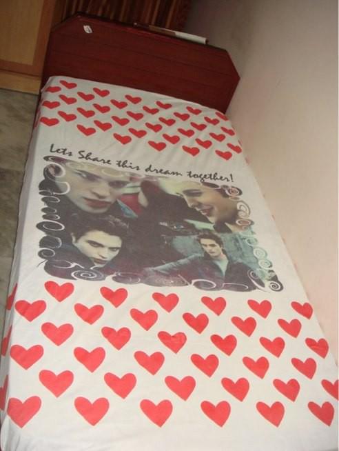 постельное белье с Эдвардом