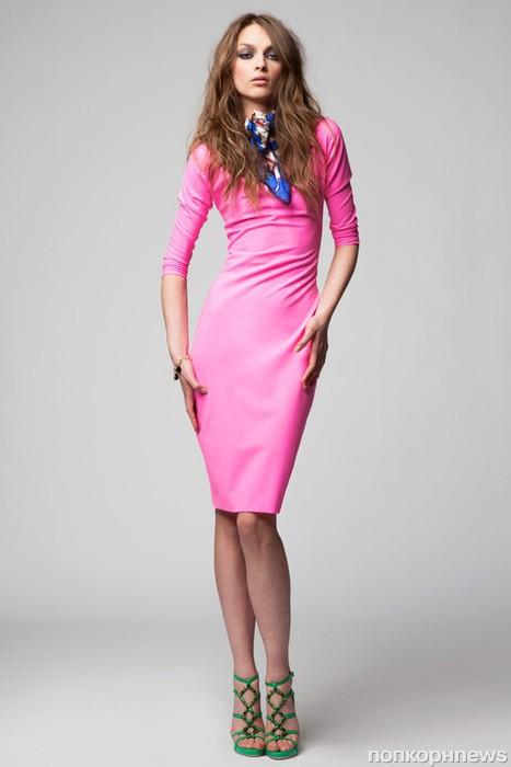 Обувь к розовому платью
