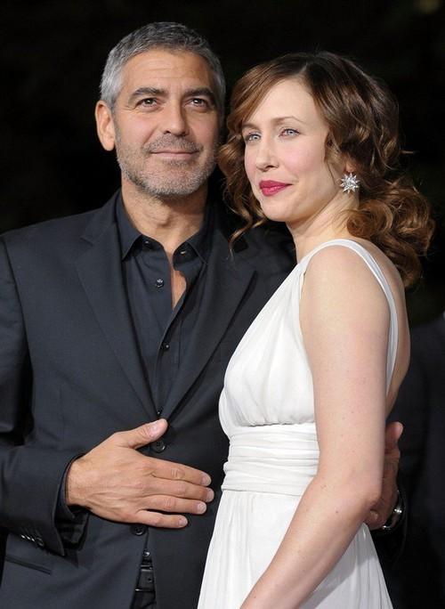 Джордж Клуни и Вера Фармига