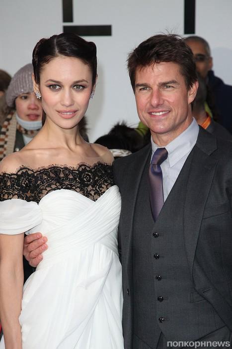 Том Круз и Ольга Куриленко