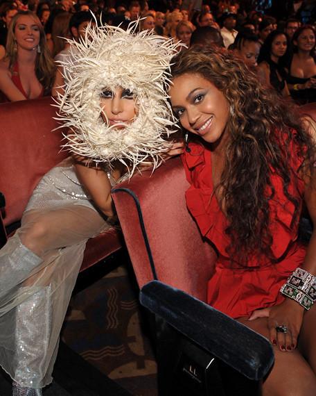 Lady GaGa и Бейонсе
