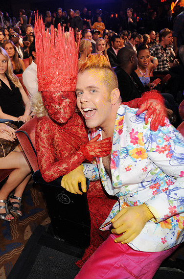 Lady GaGa и Перец Хилтон