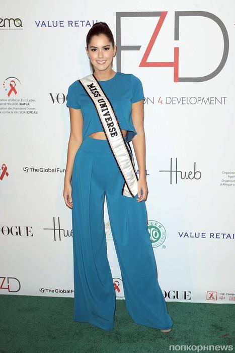 «Мисс Вселенная 2014» Паулина Вега