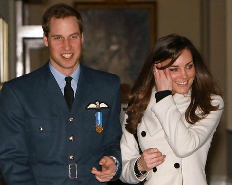 принц Уильям и Кейт Мидделтон