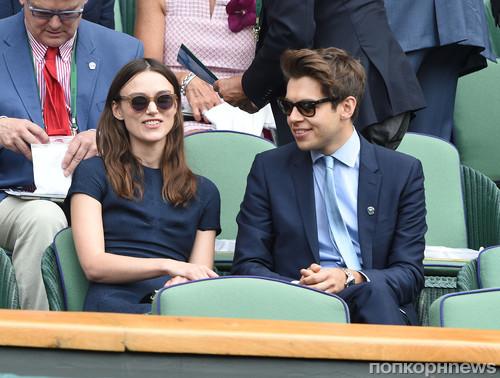 Кира Найтли и ее муж