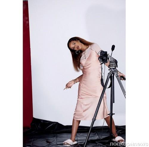 Рианна в новой фотосессии для журнала Fader