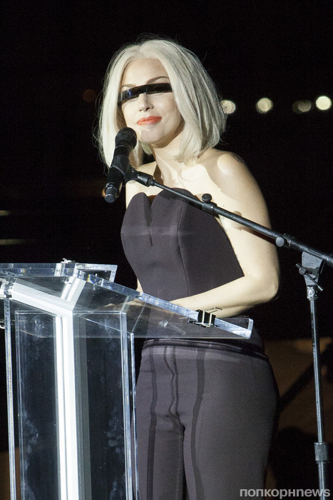 Lady GaGa в Нью-Йорке 28 июня