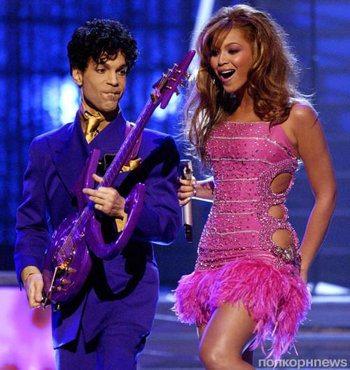 Бейонсе и Принц, 2004