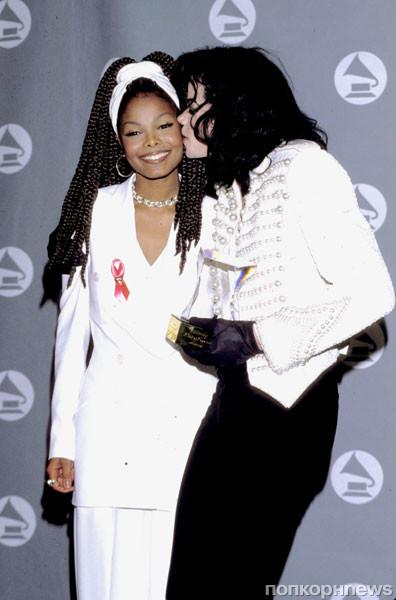 Майкл и Джанет Джексон, 1993