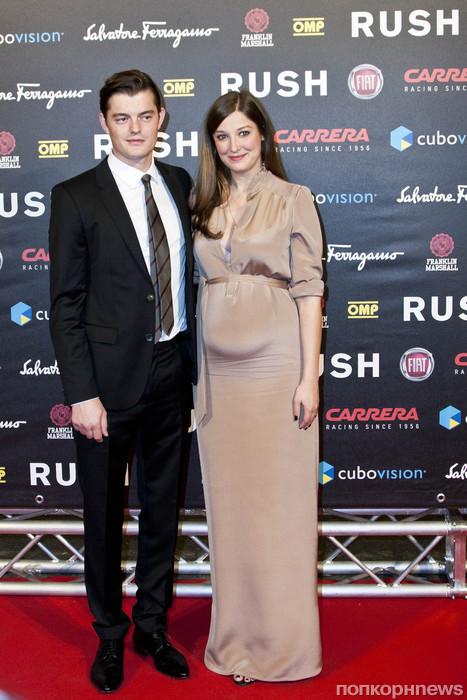 Сэм Райли и Александра Мария Лара