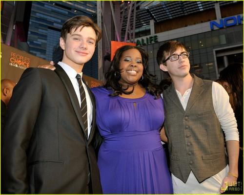 актеры сериала Glee