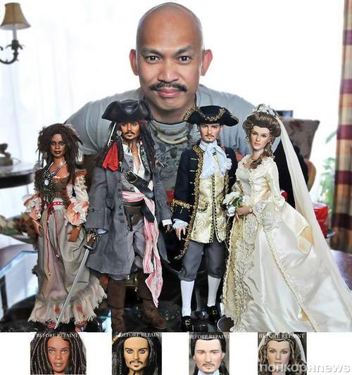Персонажи Пиратов Карибского моря
