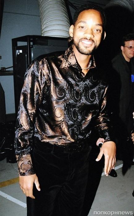 Уилл Смит в модной рубашке, 1998