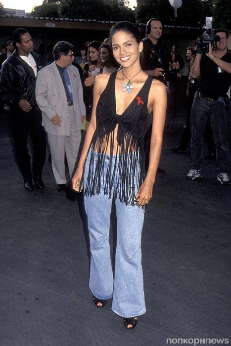 Холли Берри, 1993